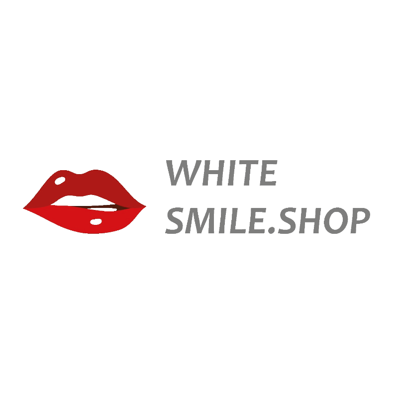 White Smile Shop Logo